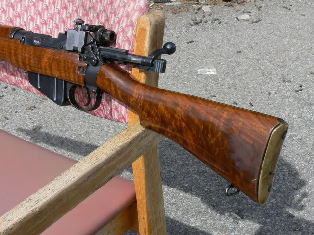 what s your lee enfield holy grail