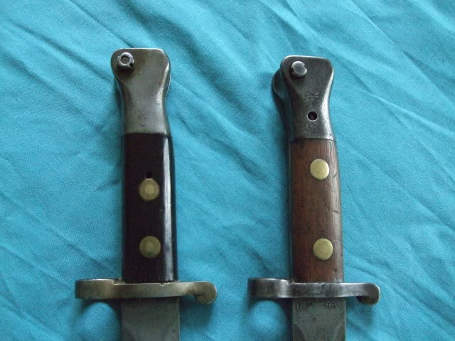 Lee Enfield Bayonet Markings http://www.milsurps.com/showthread.php?t=19794