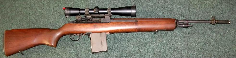 M16a4 acog scope