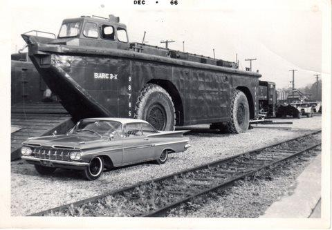 Thread: Crash Test 1959 Chevrolet Bel Air VS. 2009 Chevrolet Malibu