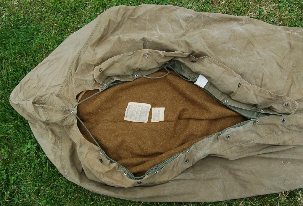 WWII US Sleeping Bag