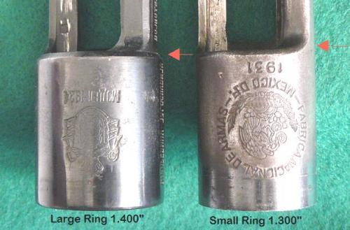 Mauser  Large Ring Or Small Ring