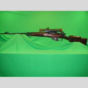 1943-44 Enfield No.4 Mk1* Experimental Long Branch Sniper Rifle