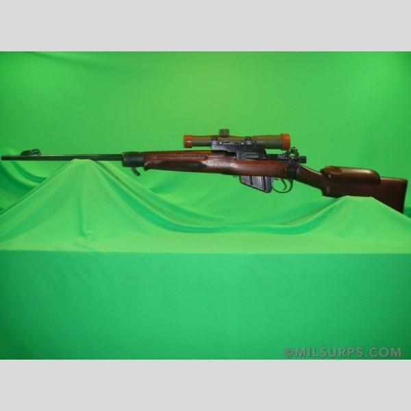 no 4 mk1 experimental long branch sniper rifle   milsurps com shop