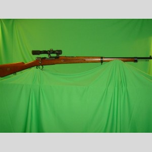 1916 Swedish m/41 Sniper Rifle c/w AGA 3x65 m/44 Scope
