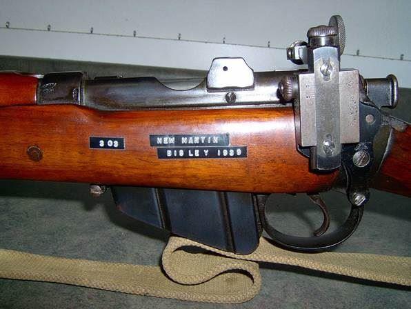 Lee Enfield  No1 Mk3  sight blade set...