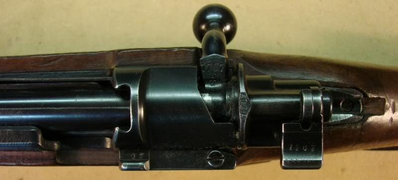 1941-date Mauser/Oberndorf Portuguese Contract K98k. (pics)