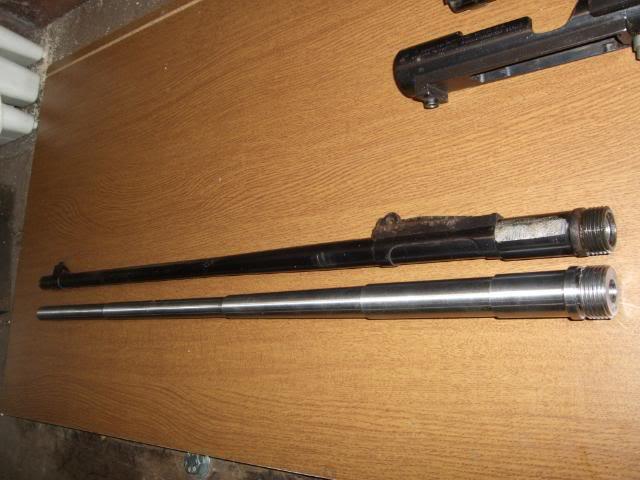 Two Old Surplus Mausers Swedish vs. Brazilian Bolt Guns