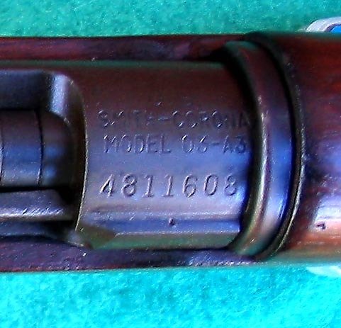 Dcm Smith Corona 1903a3
