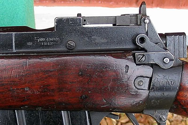 """lee enfield serial number dating David tong reviews the lee-enfield no 5 lee-enfield rifle that served the empire so well a number of theories have been postulated about the """"wandering."""