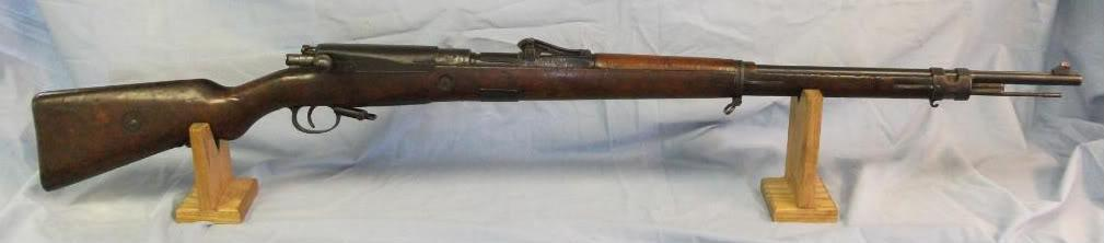 Mystery Mauser Stock
