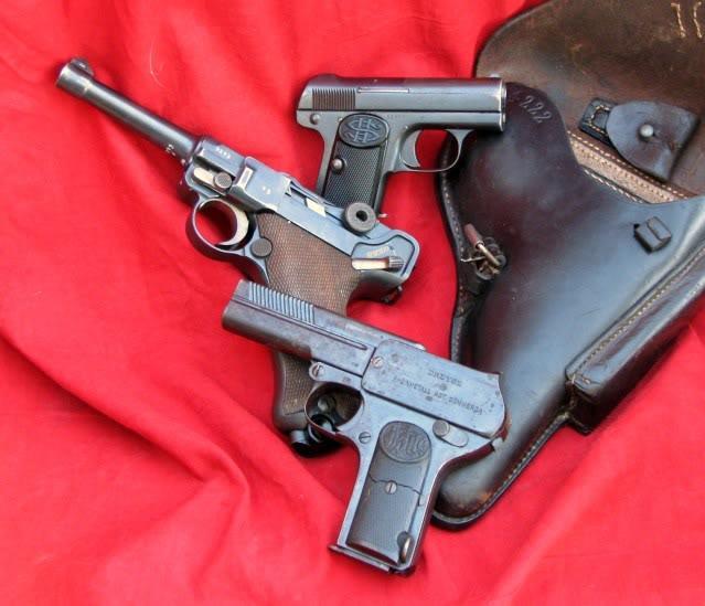 German Luger mark