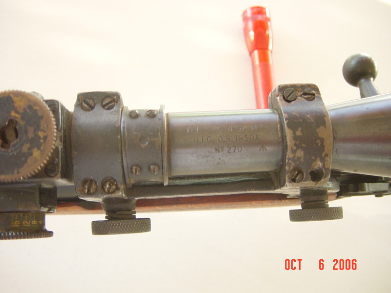 Value of a No  32 MK2/1 scope