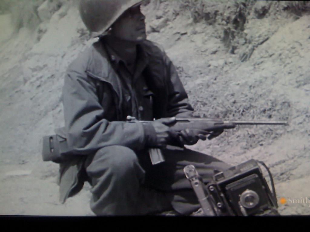 Carbine Seen In Wwii Documentary Is This Correct
