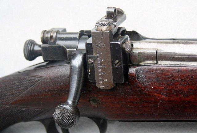 Mauser identification  Standard-25