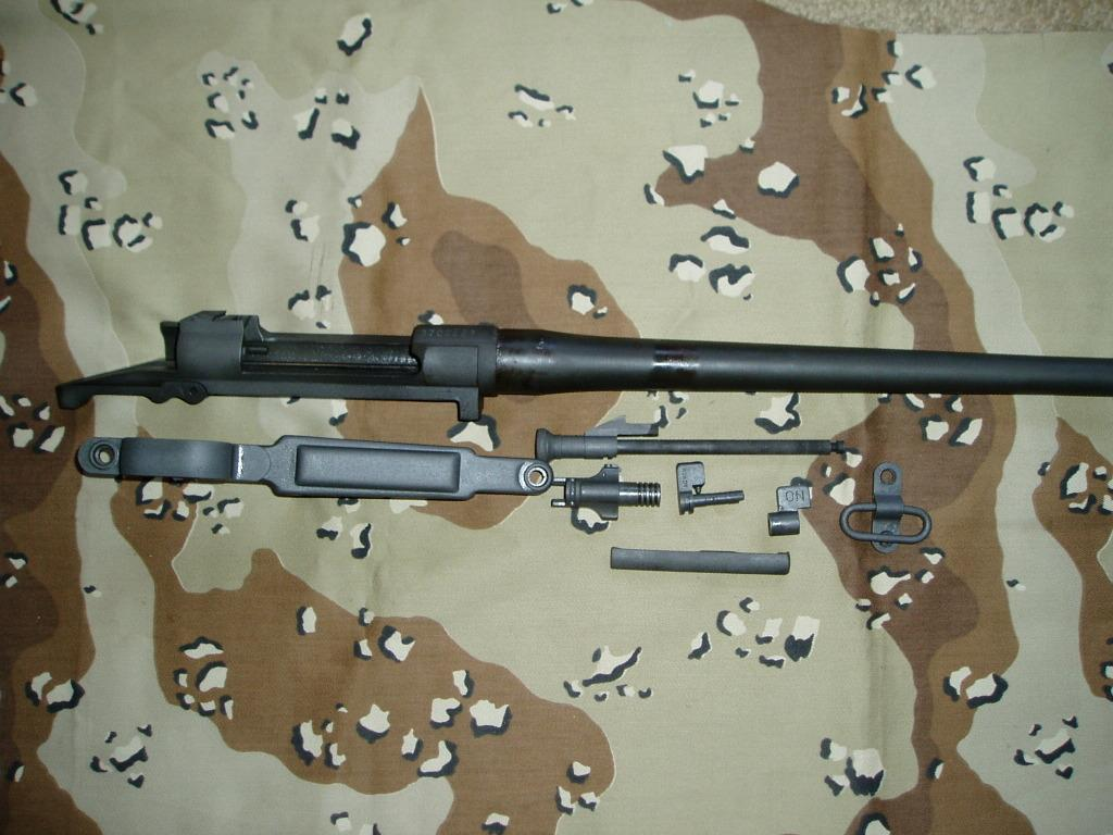 Resurrection: Restoring an 03-A3 Drill Rifle to a Shooter