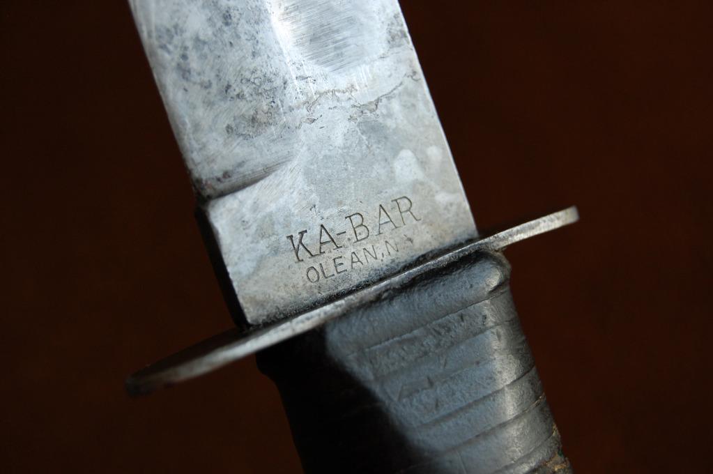 Need Help Identifying USN Ka-Bar