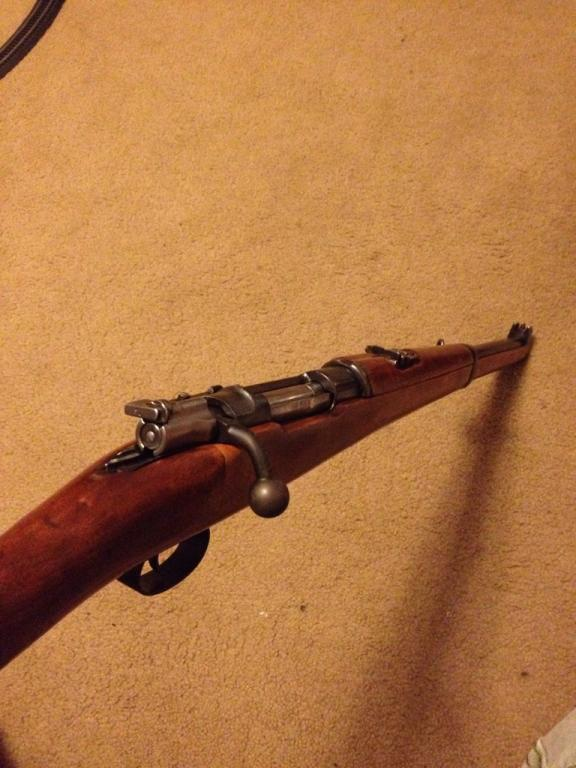 Restoration of a Spanish Mauser Cavalry Carbine
