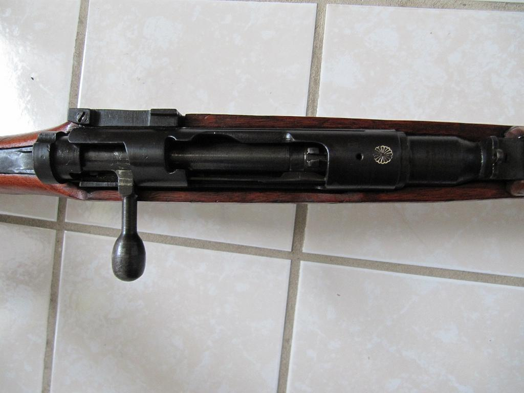 Series 27 Tokyo Juki Kogyo Type 99 Arisaka