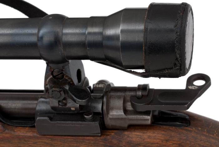 K98 Sniper Low Swing Safety