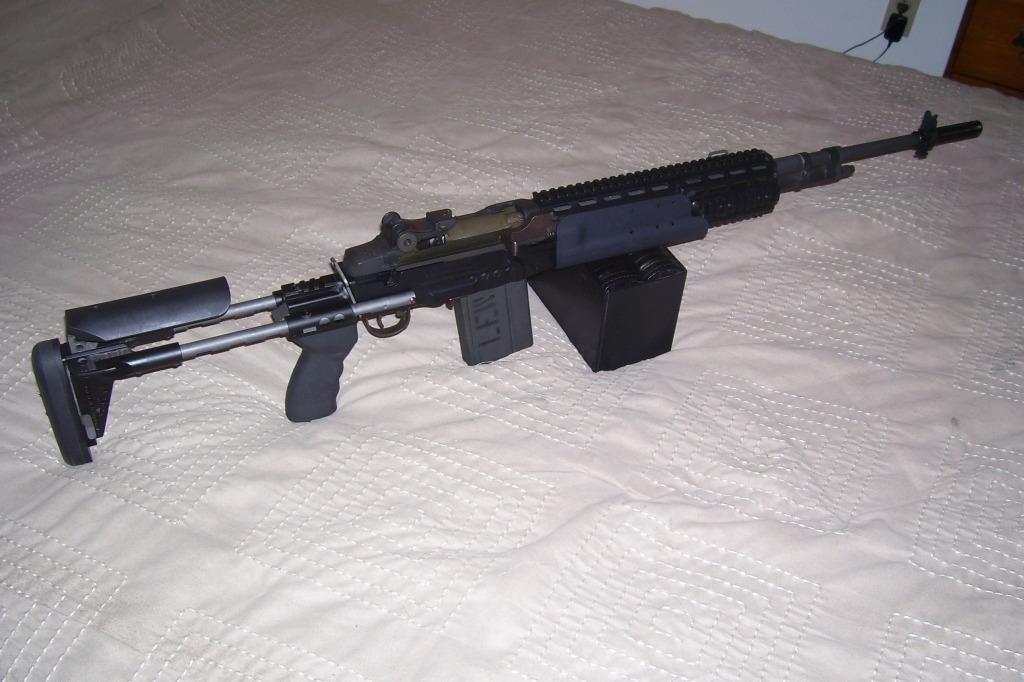My SAGE EBR M1A
