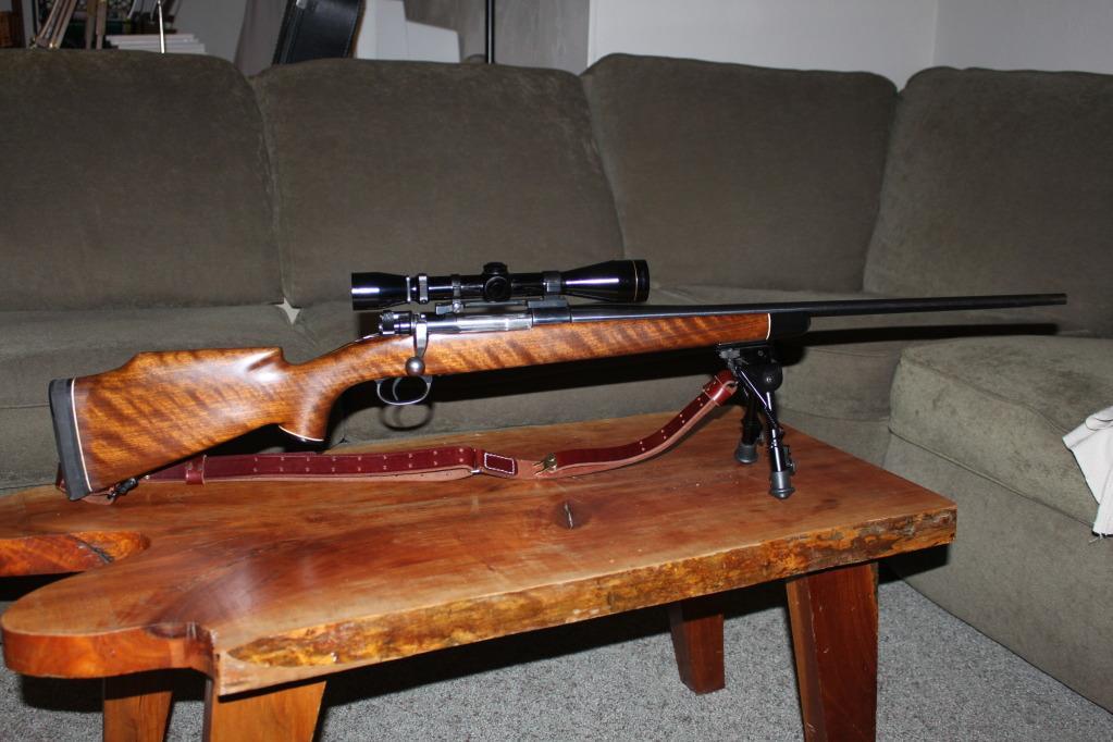 Churchill Mauser 30-06 W/ Schmidt&Bender $3500.00 - Willoughby ...