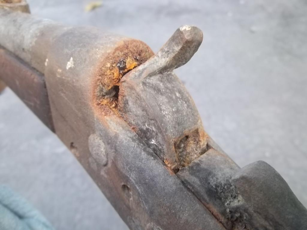 Remington Rolling Block- Restoration Possible?
