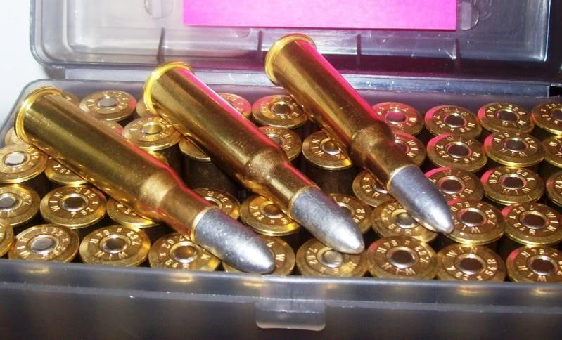 Questionable reduced loads with slow rifle powder  Should I be