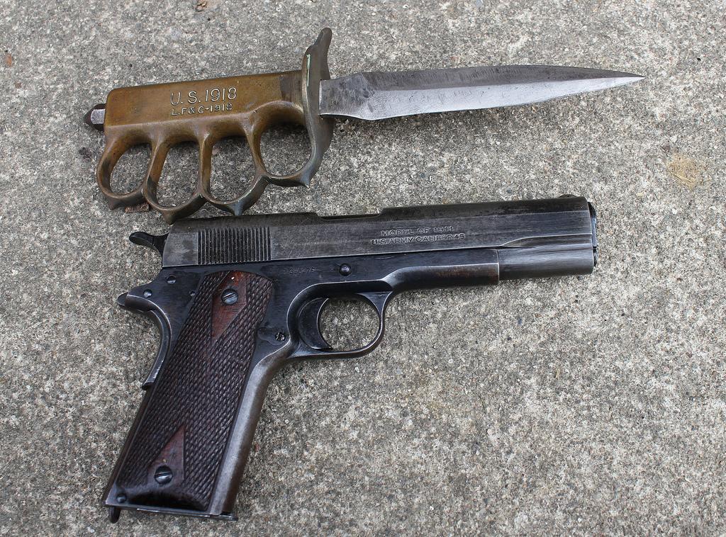 Ww1 1911 - take a look! M1911 Pistol Ww1