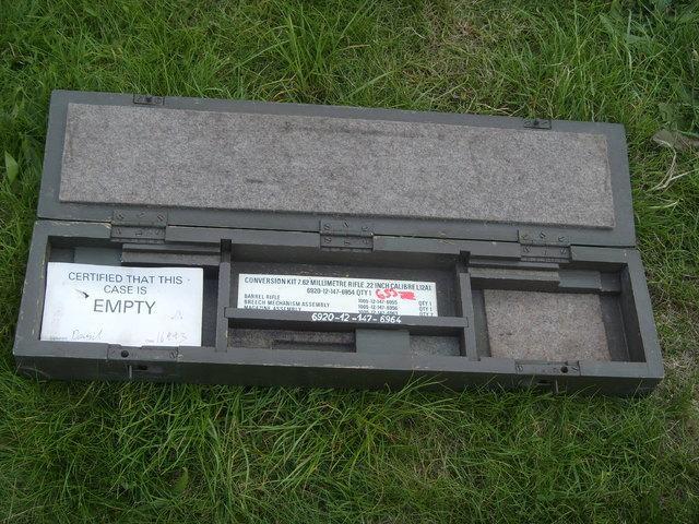 L1A1  22 conversion kit box