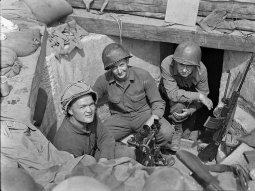 13 339 Garand Picture Of The Day Sourbrodt Belgium 1944