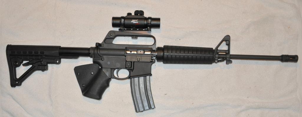 My CAR15/654/SP1 Carbine clone