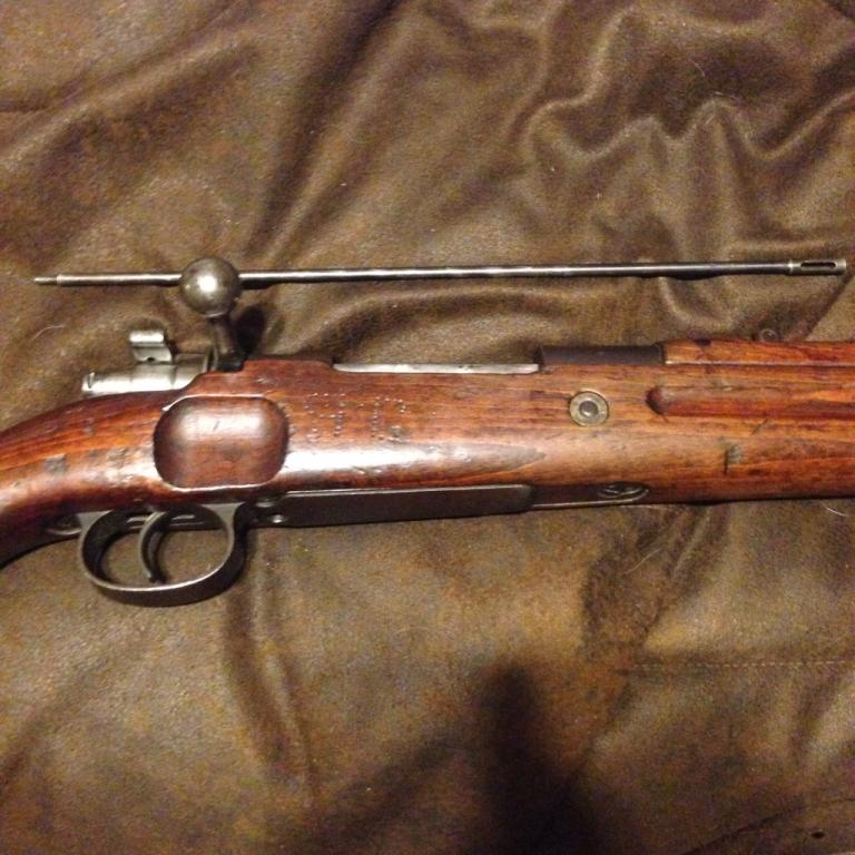 Polish Mauser