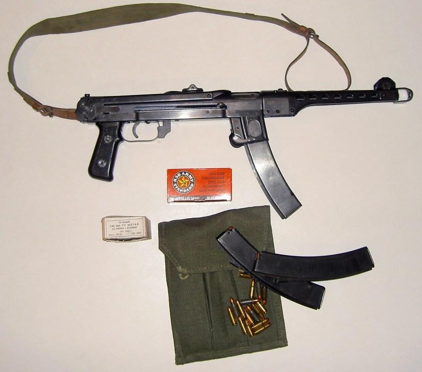PPS-43-C Semi-auto Pistol