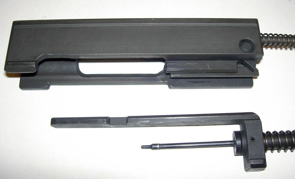 Uzi - Model B – 9mm semi-auto