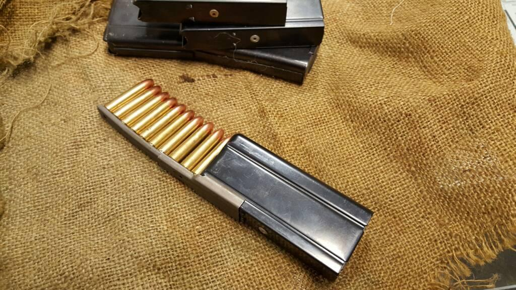 M1 carbine stripper clips