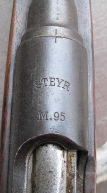 Steyr M95 Carbine w/ duffle cut