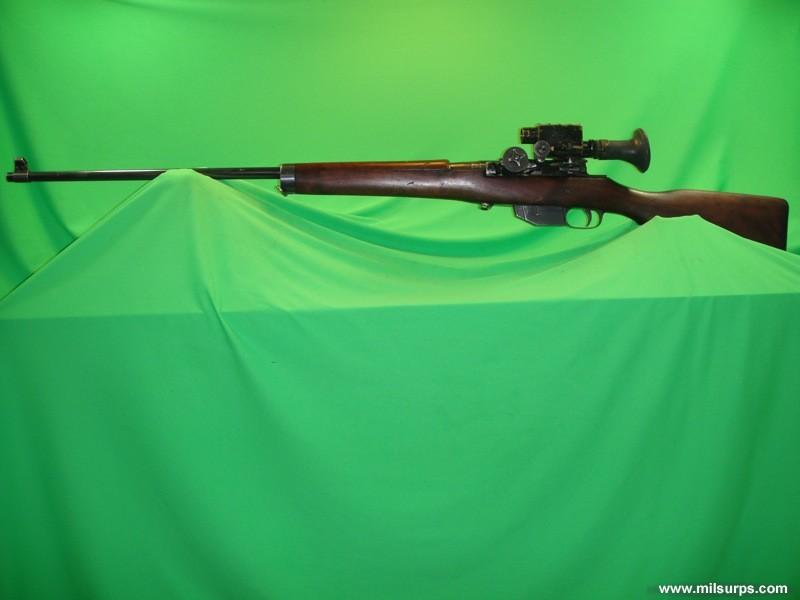 Original 1915 Ross MkIII Sniper Rifle - Photo 1009