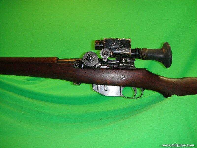 Original 1915 Ross MkIII Sniper Rifle - Photo 1010