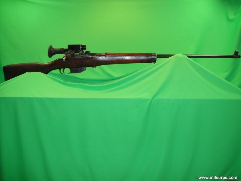 Original 1915 Ross MkIII Sniper Rifle - Photo 1014