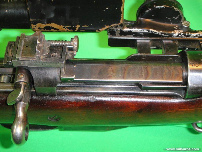Original 1915 Ross MkIII Sniper Rifle - Photo 1020