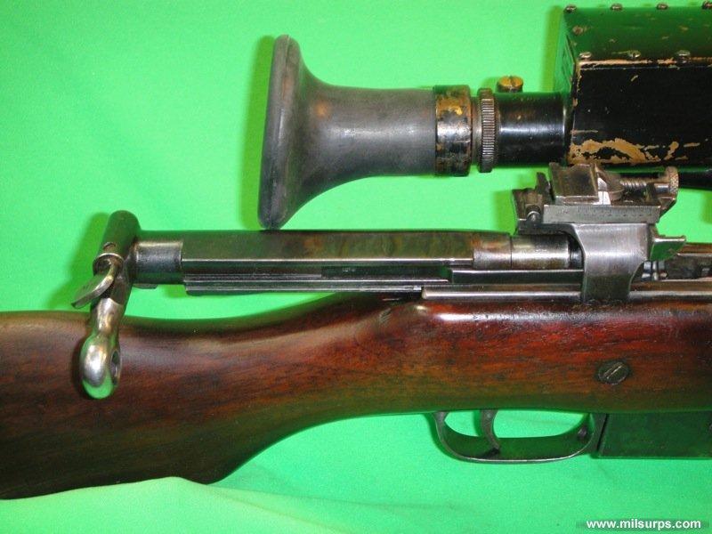 Original 1915 Ross MkIII Sniper Rifle - Photo 1021