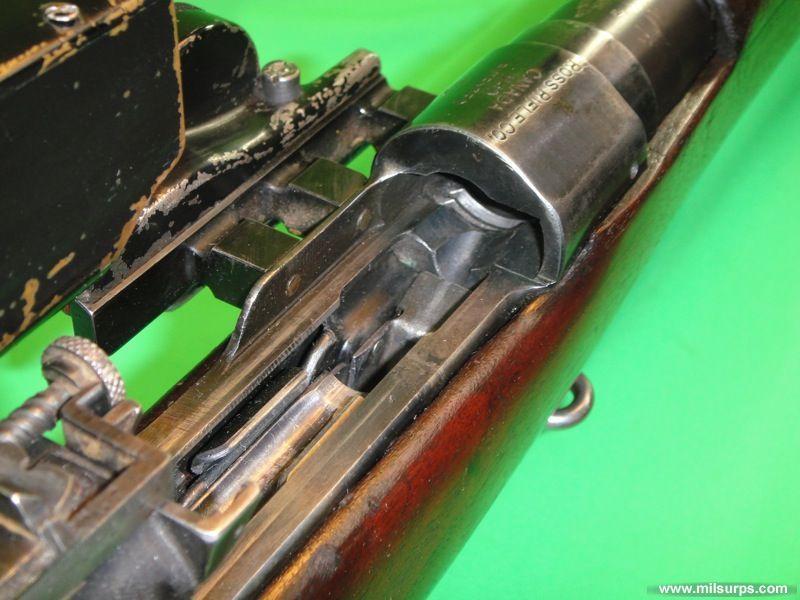 Original 1915 Ross MkIII Sniper Rifle - Photo 1022