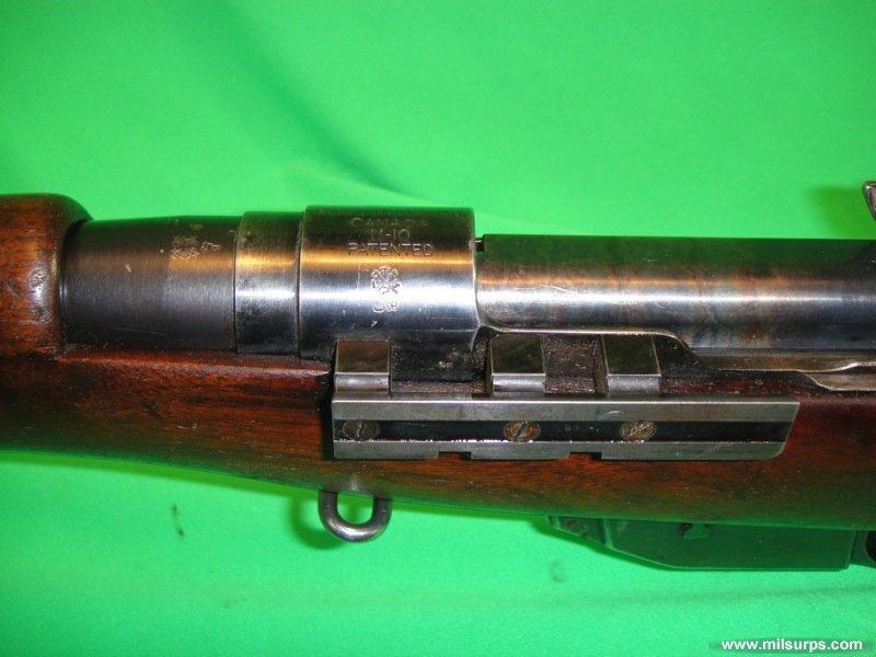 Original 1915 Ross MkIII Sniper Rifle - Photo 1026