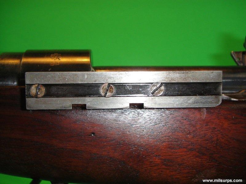 Original 1915 Ross MkIII Sniper Rifle - Photo 1027