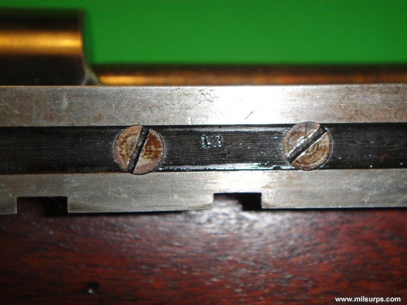 Original 1915 Ross MkIII Sniper Rifle - Photo 1028