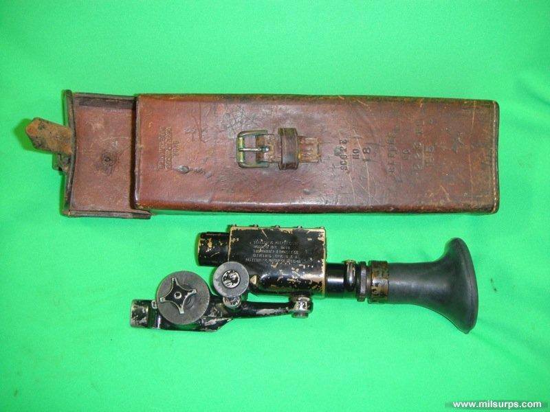 Original 1915 Ross MkIII Sniper Rifle - Photo 1029