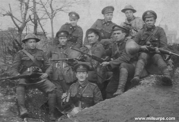 Original 1915 Ross MkIII Sniper Rifle - Photo 1034