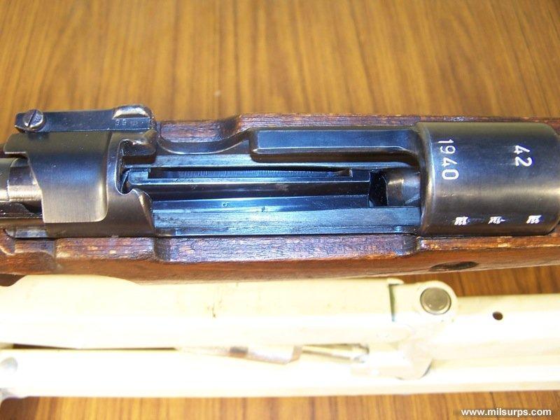 1940 Code 42 K98k Mauser - Photo 325